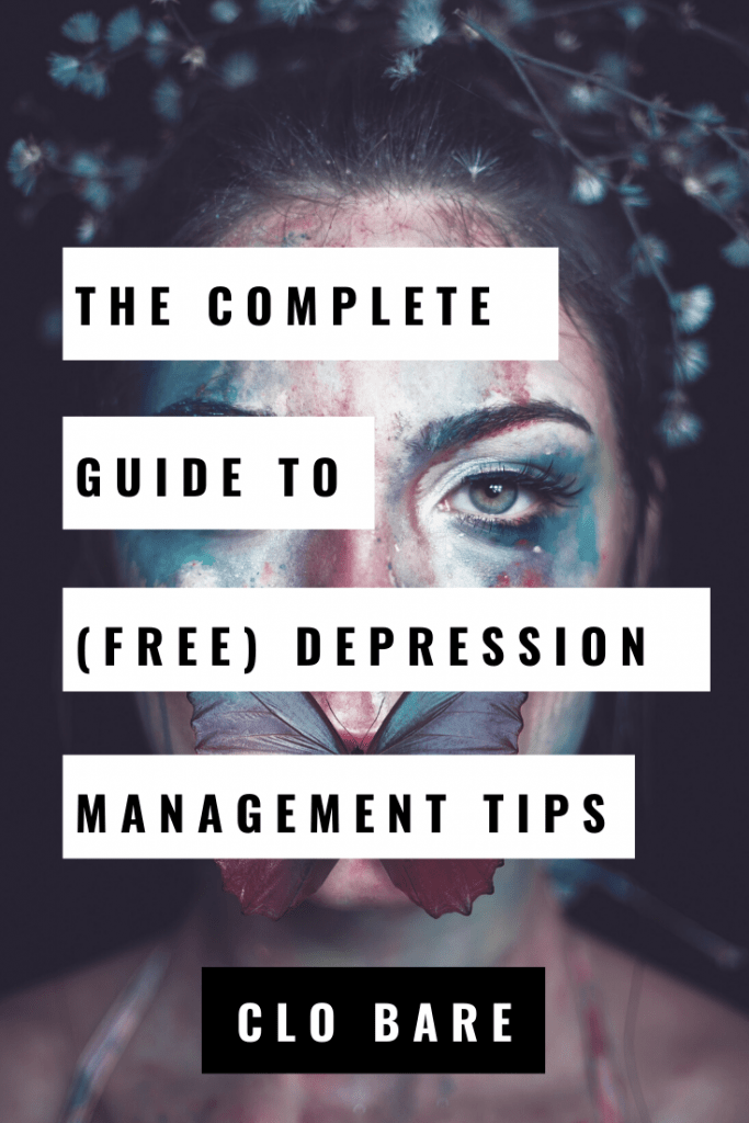 Depression Management Tips