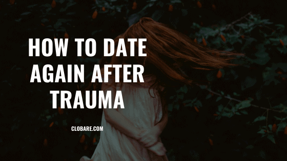 Woman with red hair asks how to date again after trauma