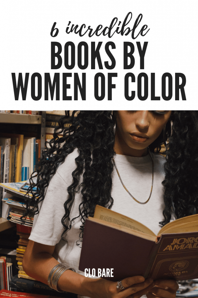 6 incredible books written by women of color