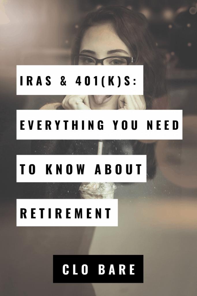 IRAs and 401ks